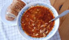 Bošická dršťková polévka
