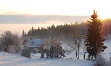 Zima na Javorníku