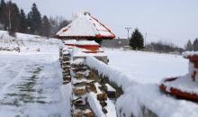 Prvni sníh začátkem prosince 2013